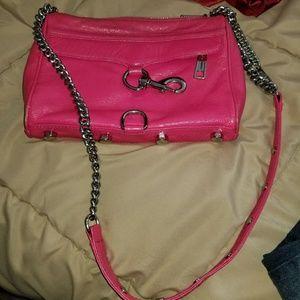 Rebecca Minkoff Hot Pink handbag